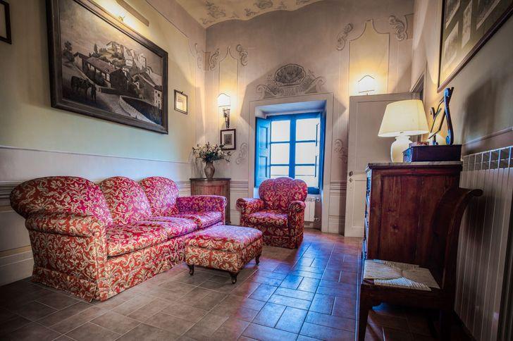 Castello Costaguti foto 9