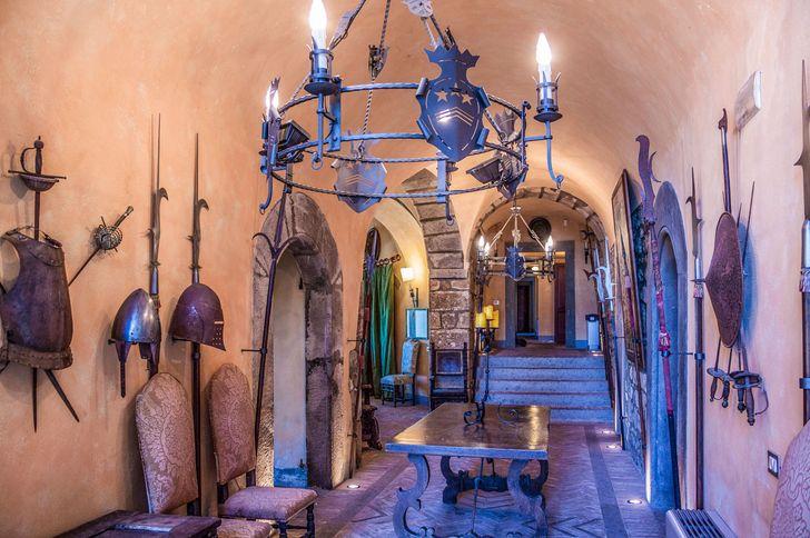 Castello Costaguti foto 11