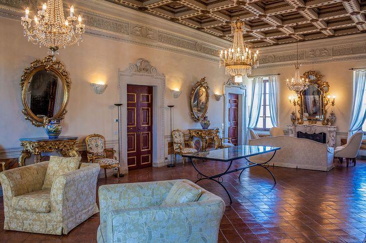 Castello Costaguti foto 5