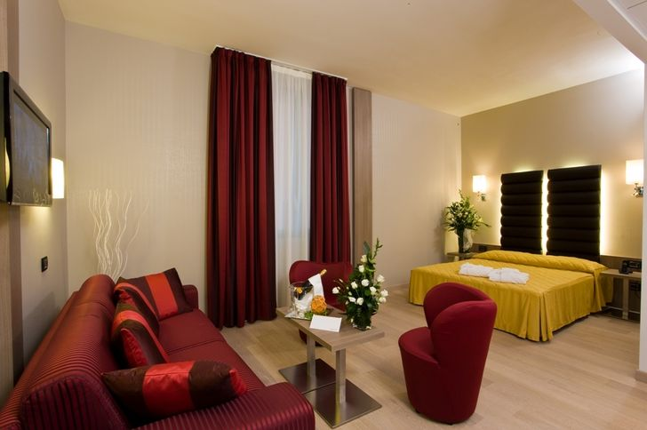 Hotel Cosmopolitan Bologna foto 14