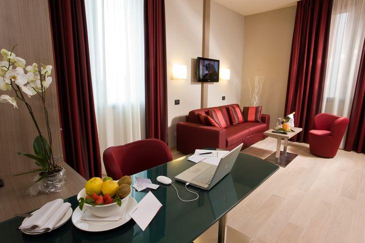 Hotel Cosmopolitan Bologna foto 15