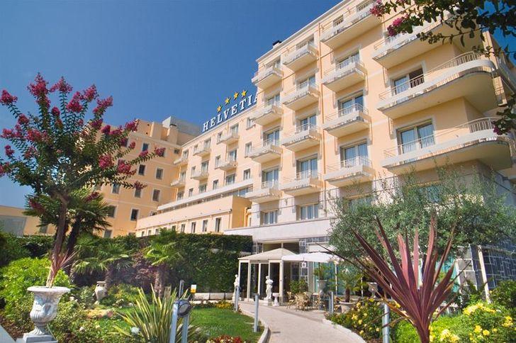 Hotel Terme Helvetia foto 2