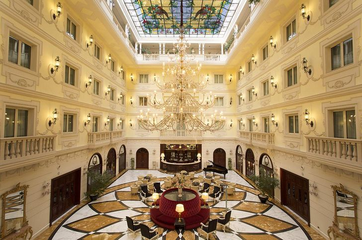 Grand Hotel Vanvitelli foto 3
