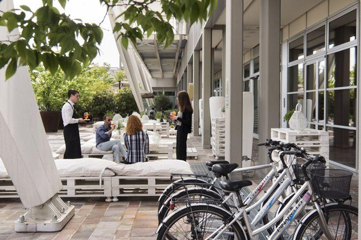 Best Western Premier BHR Treviso Hotel foto 3
