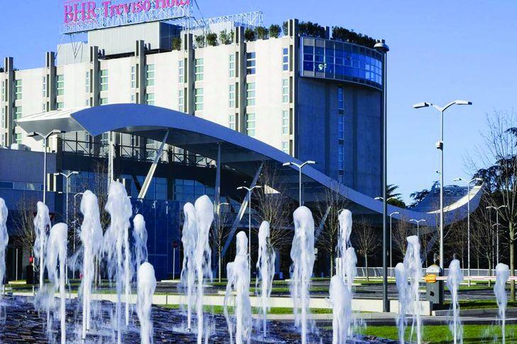 Best Western Premier BHR Treviso Hotel foto 1
