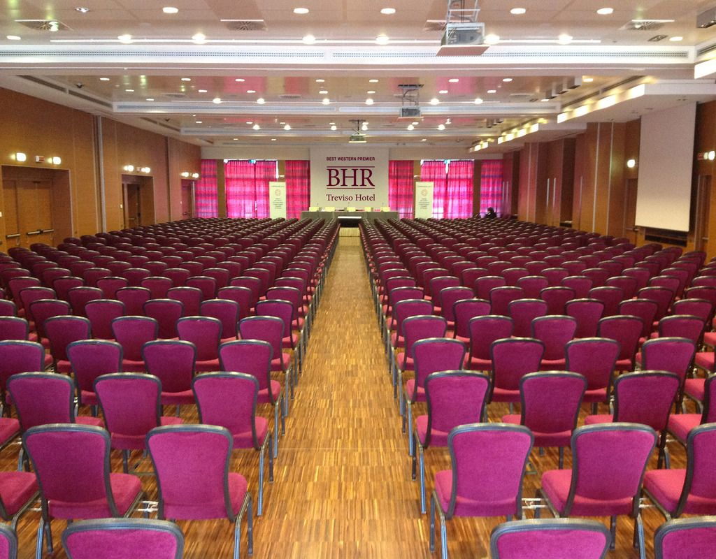 Best Western Premier BHR Treviso Hotel - Meeting Hub