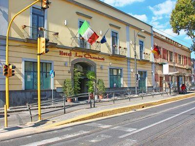 sale meeting e location eventi Napoli - Le Cheminèe Business Hotel