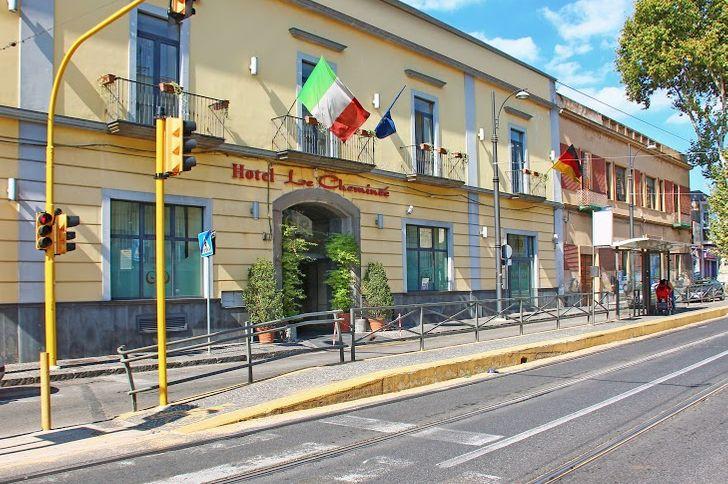 Le Cheminèe Business Hotel foto 4