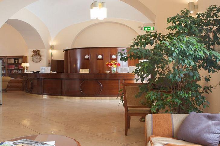 Le Cheminèe Business Hotel foto 3
