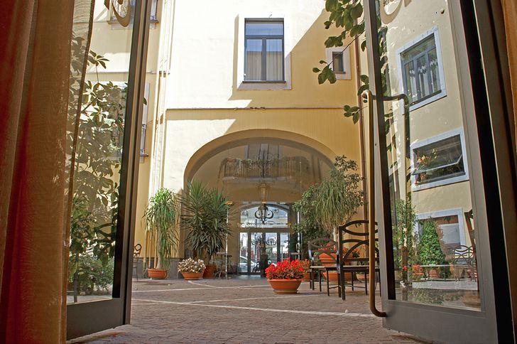 Le Cheminèe Business Hotel foto 7