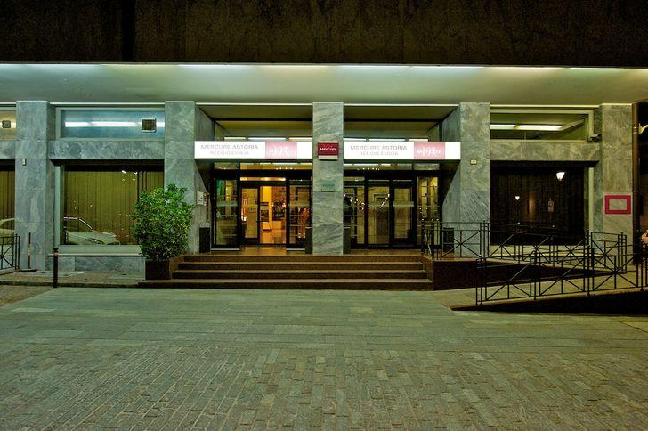 Mercure Astoria Reggio Emilia foto 3