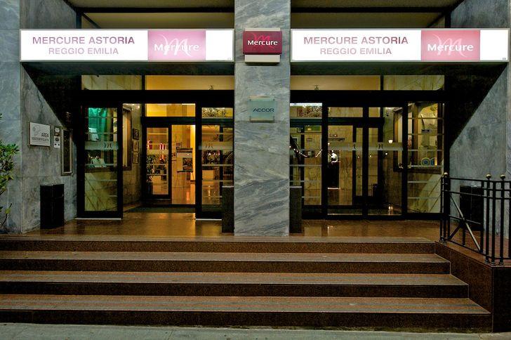 Mercure Astoria Reggio Emilia foto 4