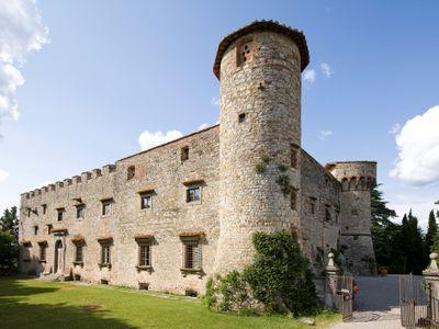 sale meeting e location eventi Gaiole in Chianti - Castello di Meleto