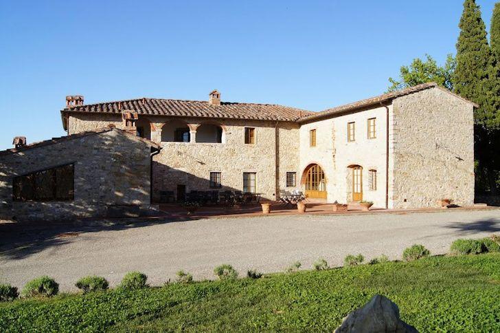 Castello di Meleto foto 19
