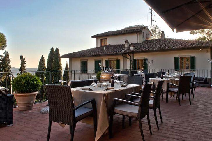 Villa Fiesole foto 4