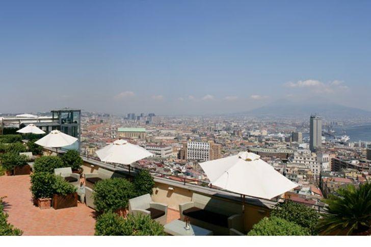 san francesco al monte naples venue for events in italy