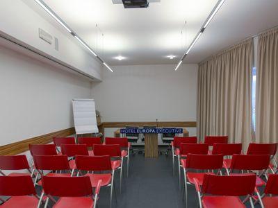 sale meeting e location eventi Belluno - Hotel Europa Executive