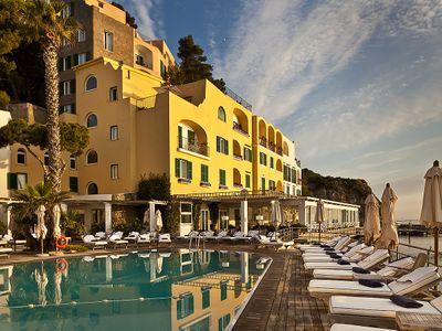sale meeting e location eventi Lacco Ameno - Ischia - L'Albergo della Regina Isabella