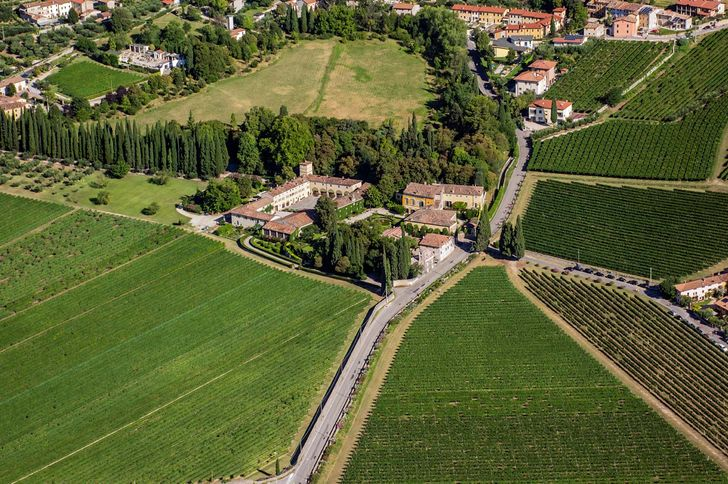 Villa Serego Alighieri - Cantine Masi foto 2