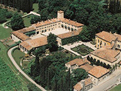 sale meeting e location eventi Sant'Ambrogio di Valpolicella - Villa Serego Alighieri - Cantine Masi