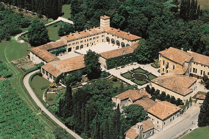 Villa Serego Alighieri - Cantine Masi foto 1