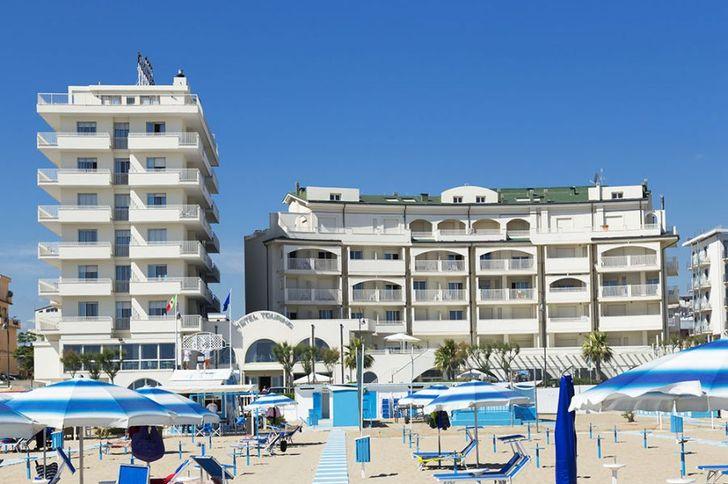 Yes Hotel Touring Rimini foto 1