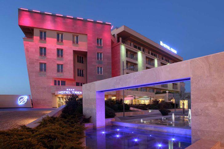 Hotel Tiber Fiumicino foto 1