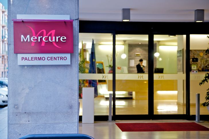 Mercure Palermo Centro foto 1
