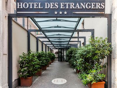 sale meeting e location eventi Milano - Hotel Des Etrangers