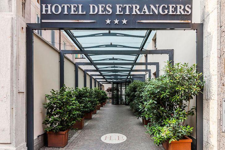 Hotel Des Etrangers foto 1