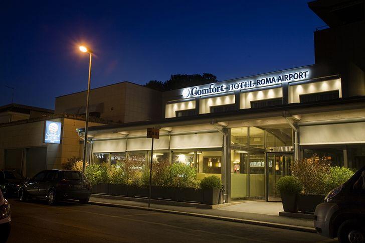 Comfort Hotel Rome Airport foto 1