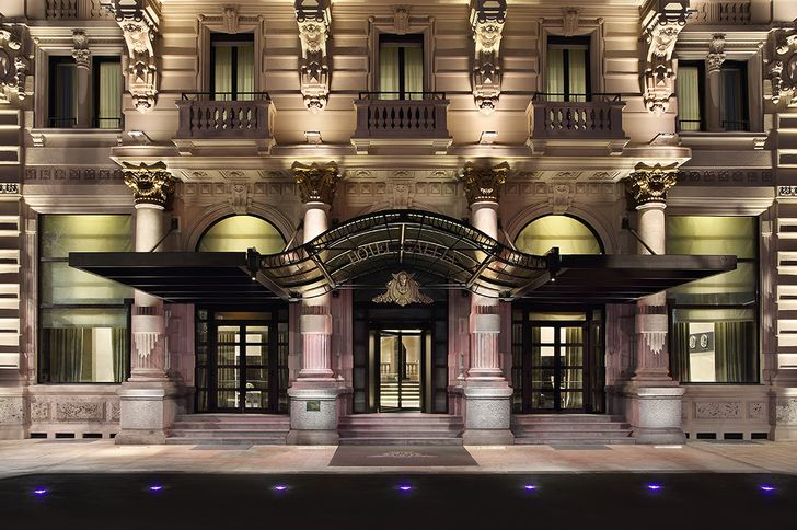 Excelsior Hotel Gallia foto 2