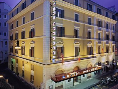 sale meeting e location eventi Rome - Hotel Mondial