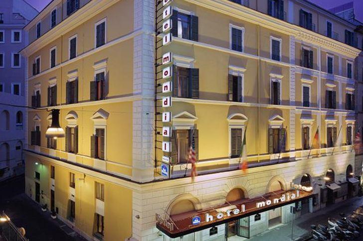 Hotel Mondial foto 1
