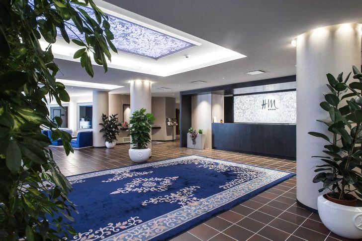 Hotel Mirage foto 1