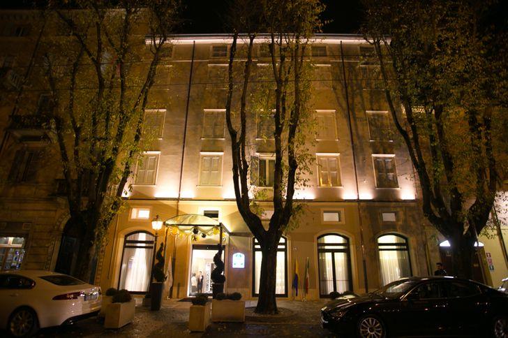 Best Western Premier Milano Palace Hotel foto 1