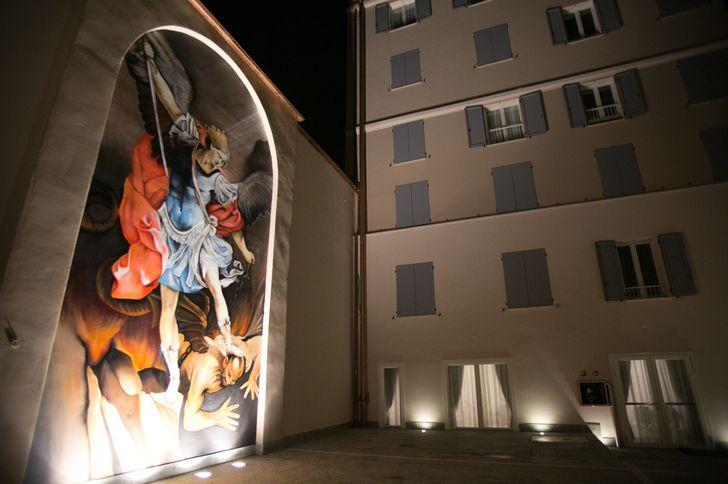 Best Western Premier Milano Palace Hotel foto 2