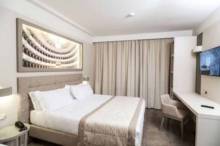 Best Western Premier Milano Palace Hotel foto 12