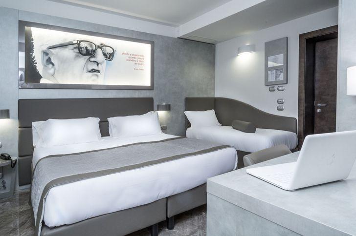 Best Western Premier Milano Palace Hotel foto 14