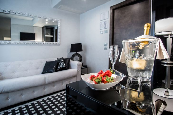 Best Western Premier Milano Palace Hotel foto 17