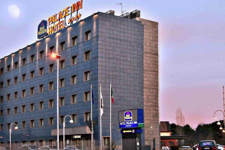 Best Western Palace Inn foto 1