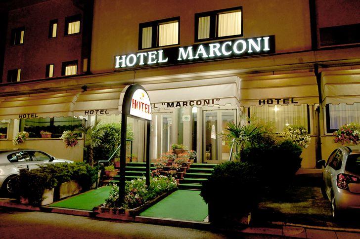 Hotel Marconi foto 1
