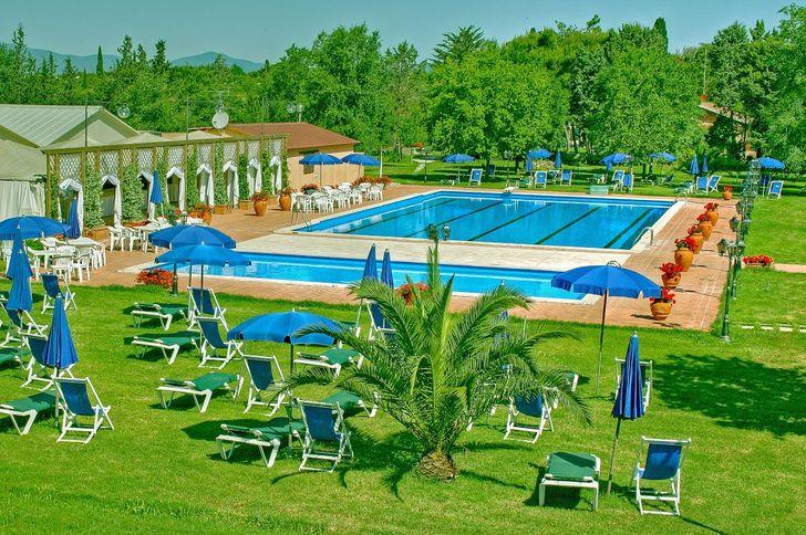 Hotel Fattoria La Principina foto 7