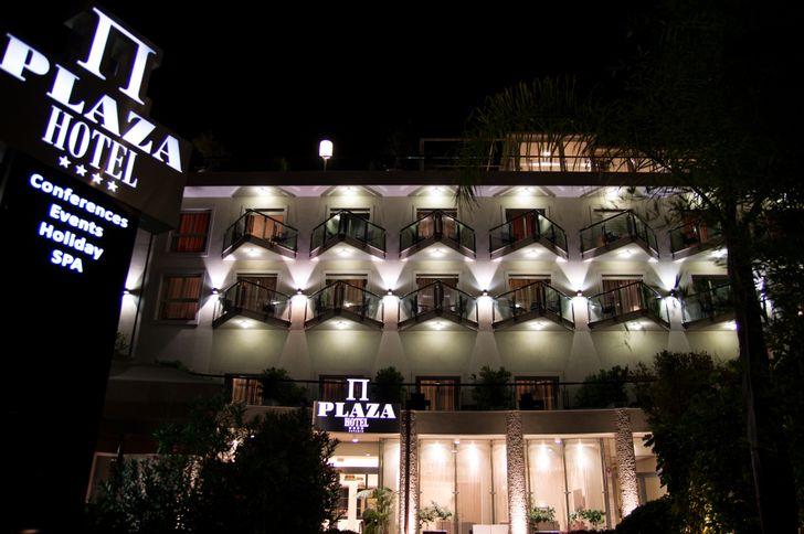 Plaza Hotel Catania foto 1
