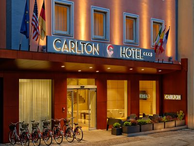 sale meeting e location eventi Ferrara - Hotel Carlton