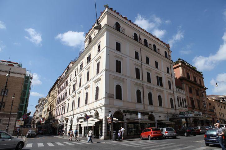Hotel Impero foto 1