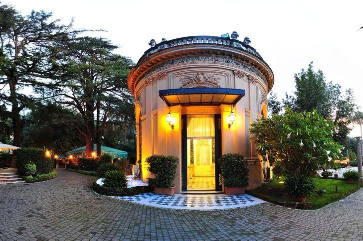 Palazzo Brancaccio foto 13