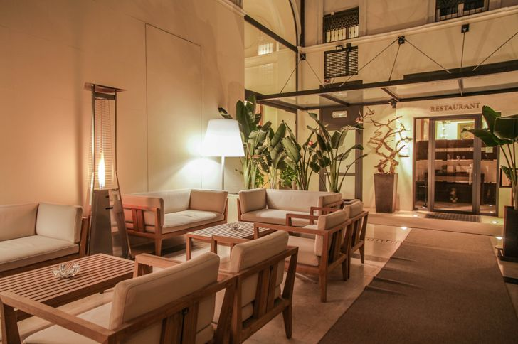 Worldhotel Cristoforo Colombo foto 14