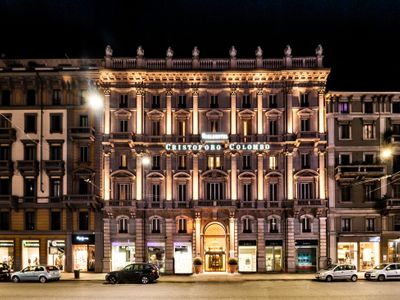 sale meeting e location eventi Milan - Worldhotel Cristoforo Colombo