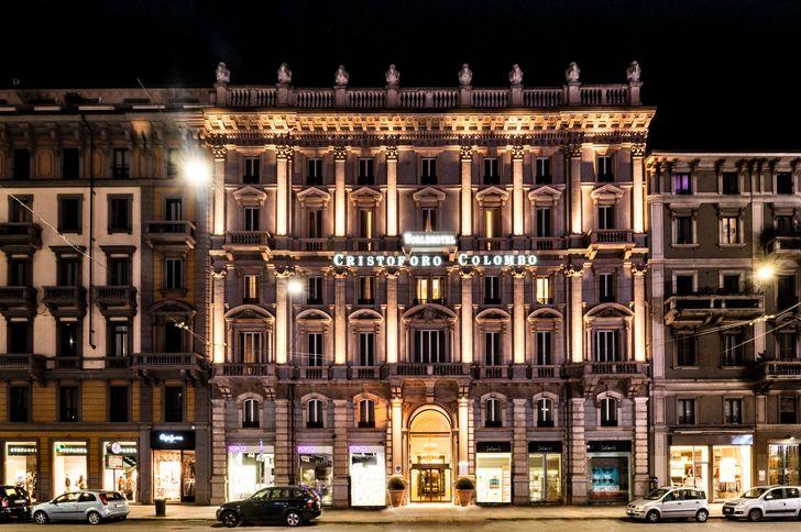 Worldhotel Cristoforo Colombo foto 1